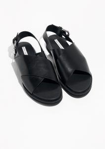 & Other Stories sandal