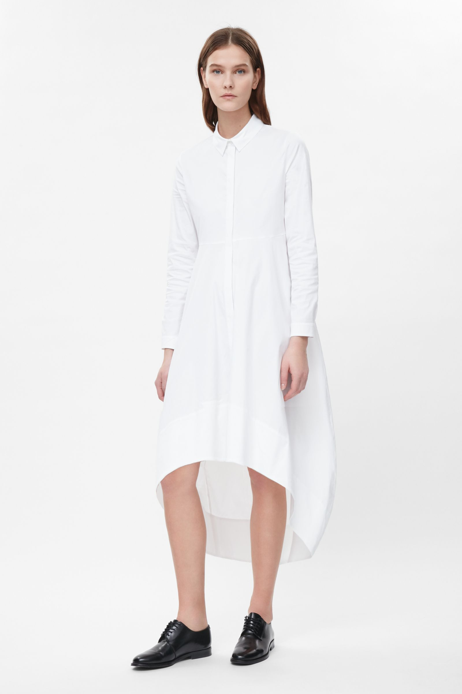 Cos archives dresscodes for White dress workout shirt