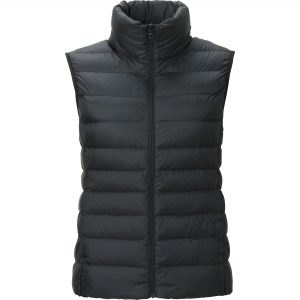 Uniqlo down vest