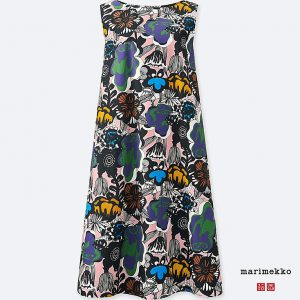 Uniqlo Marimekko dress
