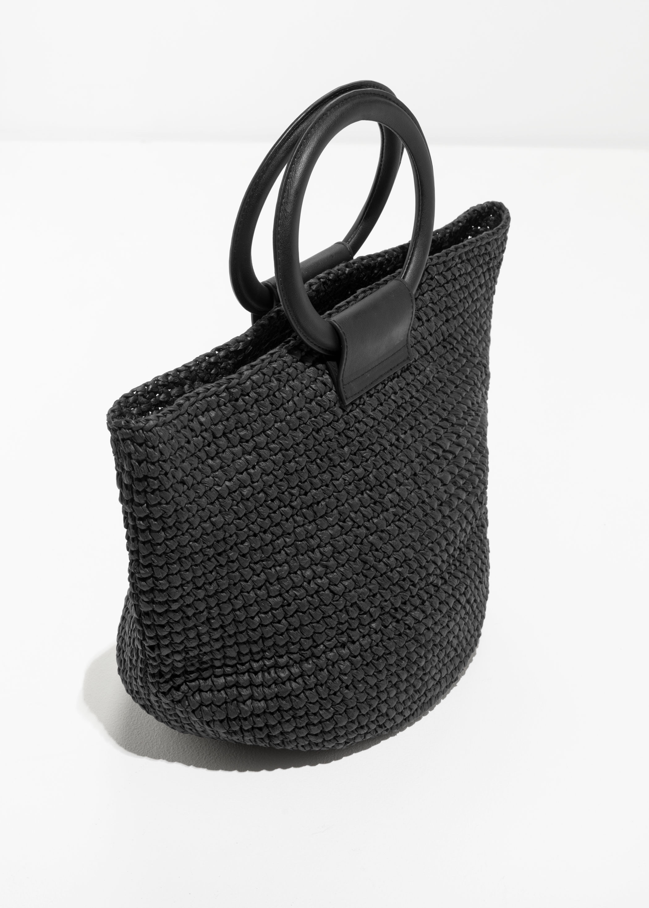 b970729815a4   Other Stories - woven straw tote bag - Dresscodes