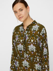 Y.A.S. - Yasscally floral dress