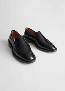 & Other Stories loafer