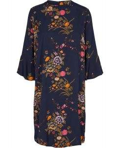 Second Female - Carlico dress with floral print