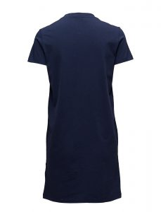 Kenzo - blue t-shirt dress with tiger