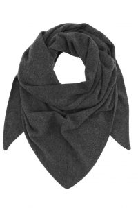 Pure Cashmere - grey Sophie scarf