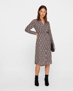 Rue de Femme - brown Devina shirt dress