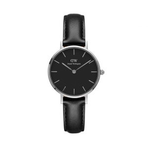Daniel Wellington - black black Classic Petite Sheffield watch