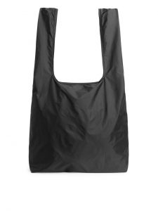 Arket - packable shopper
