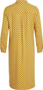 Object - yellow Sigrid Hanni dress with white dots