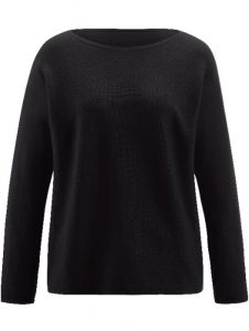 Peter Hahn- Fluffy Ears cashmere sweater