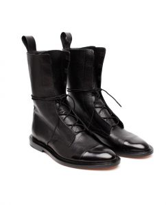 Inch2 - leather brogue boots