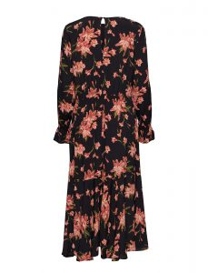 Just Female - Oline dress with floral print