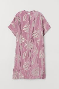 HM Limited Edition - rose and silver tunic