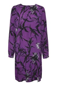 Kaffe - purple Annelie dress
