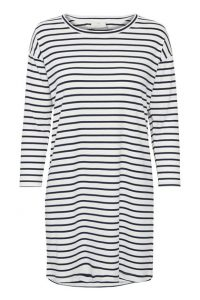 Kaffe - sailor stripe tunic