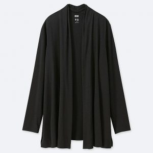 Uniqlo - AIRism uv cut seamless stole cardigan