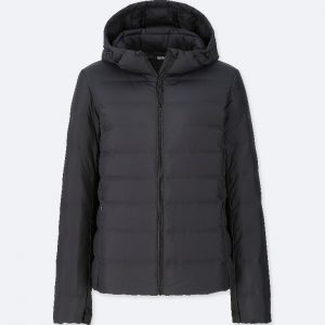 Uniqlo - Ultra light down hooded seamless parka