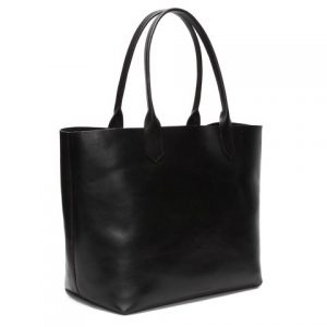 Royal Republiq black leather shopper