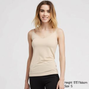 Uniqlo AIRism - V-neck camisole top