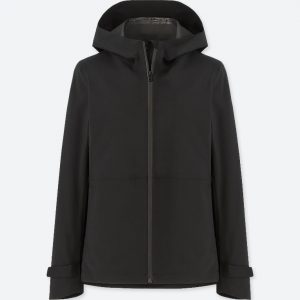 Uniqlo Blocktech hooded parka