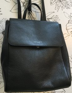 Coccinelle - black backpack bag