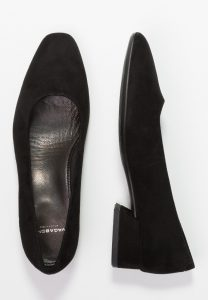 Vagabond - black Joyce suede pumps
