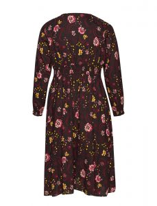 Juna Rose - printed Avila midi dress