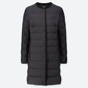 Uniqlo - ultra light down compact coat