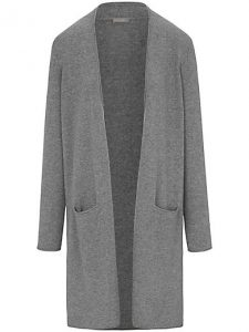 Peter Hahn - long grey Include cardigan