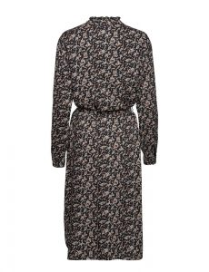 Saint Tropez - floral shirt dress