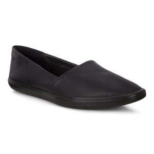 Ecco - black Simpil slip-on loafer