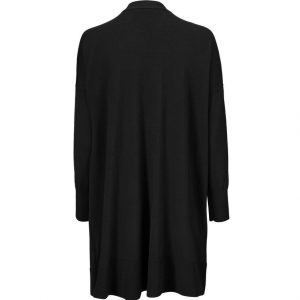 Masai - black Loreen wool cardigan