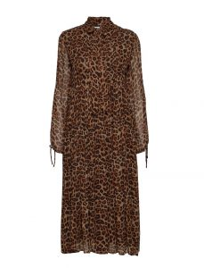 DAY Birger et Mikkelsen - Kedi dress with leo print