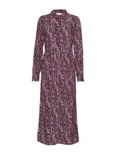 Modstrom - Solero dress with purple snake print