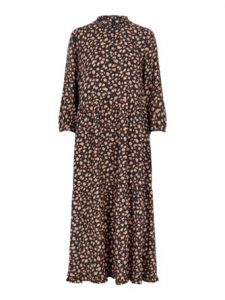 Y.A.S. - printed viscose dress