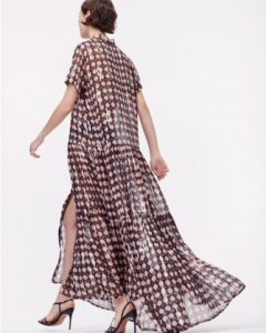 Munthe - Evelyn maxi dress