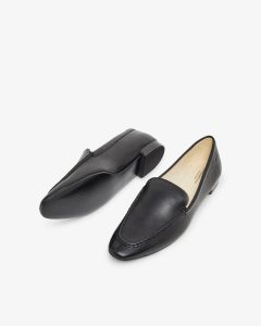 Vagabond - black Cleo loafers