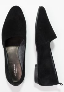 Vagabond - black Sandy loafers