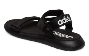 Adidas Performance - black comfort sandal