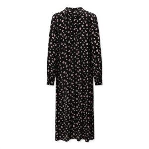 Nué Notes - dress Mallie French flower black