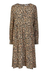 Pieces - Dinah dress in ditsy flower print