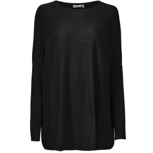 Masai - black Fanasi knit top