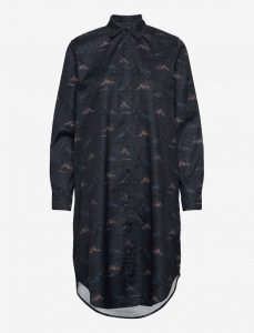 Makia - Raven shirt dress