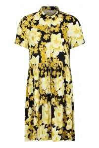 Soft Rebels - floral Rosanna shirt dress