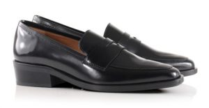 Billi Bi - black loafers