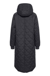 Bonaparte - black quilted coat