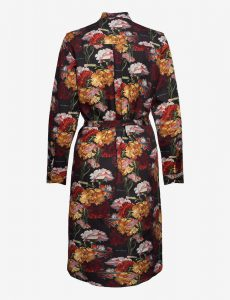 Makia - dress with Magnus von Wright print