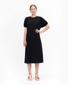 Marimekko - black Viuhtoa dress