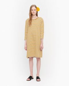 Marimekko - striped Aretta dress